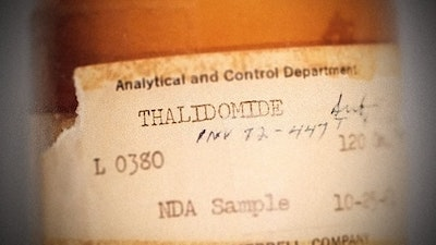 Featured image for The Shadow of Thalidomide