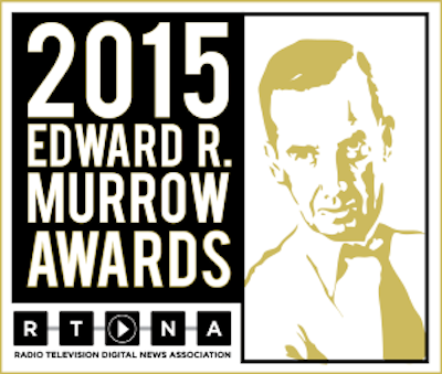 Featured image for A Search for Justice wins an Edward R. Murrow award