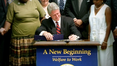 Featured image for Welfare and the Politics of Poverty