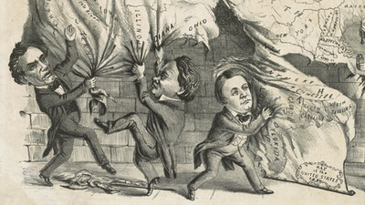 Featured image for The Split (1860): Conventional Wisdom