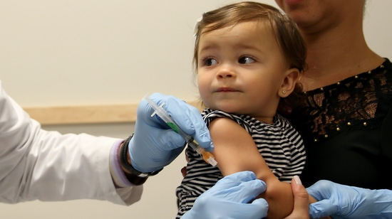 Image for A Discredited Vaccine Study's Continuing Impact on Public Health
