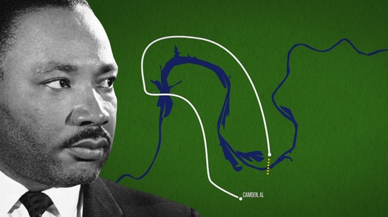 Image for Martin Luther King's Call for Voting Rights Inspired Isolated Hamlet