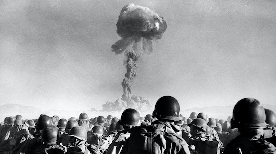 Image for Veterans of Atomic Test Blasts: No Warning, and Late Amends
