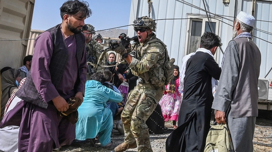 Image for As Afghanistan Collapses, a Lament for 'Repeating the Same Mistakes'