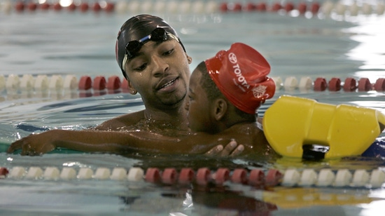 Image for Black Swimmers Overcome Racism and Fear, Reclaiming a Tradition