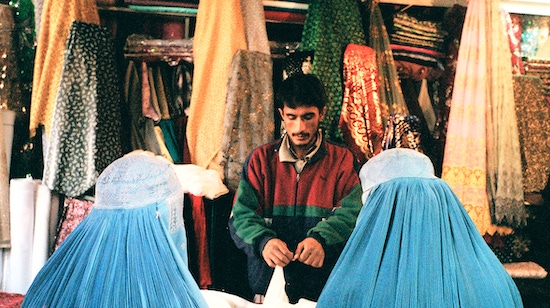Image for For Afghan Women, Elusive Gains in Rights Are at Risk
